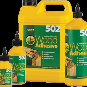 502 -PVA Joinery Grade Wood Adhesive