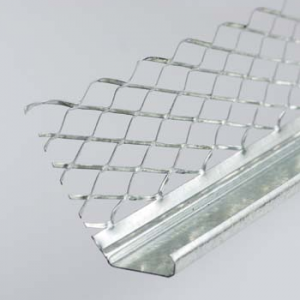 Stainless Steel Render Stop (Bell Cast) Bead 3.0M