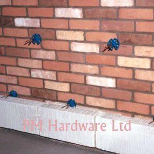 Bluebird Stainless Steel Cavity Screw Ties 200-300mm